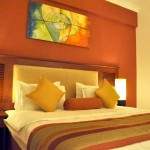 Avenra Garden Hotel room