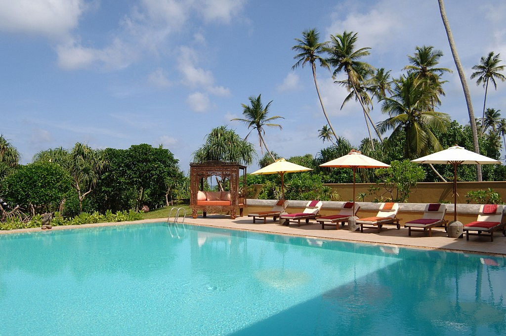 Aditya Luxury Resort, Galle, Sri Lanka
