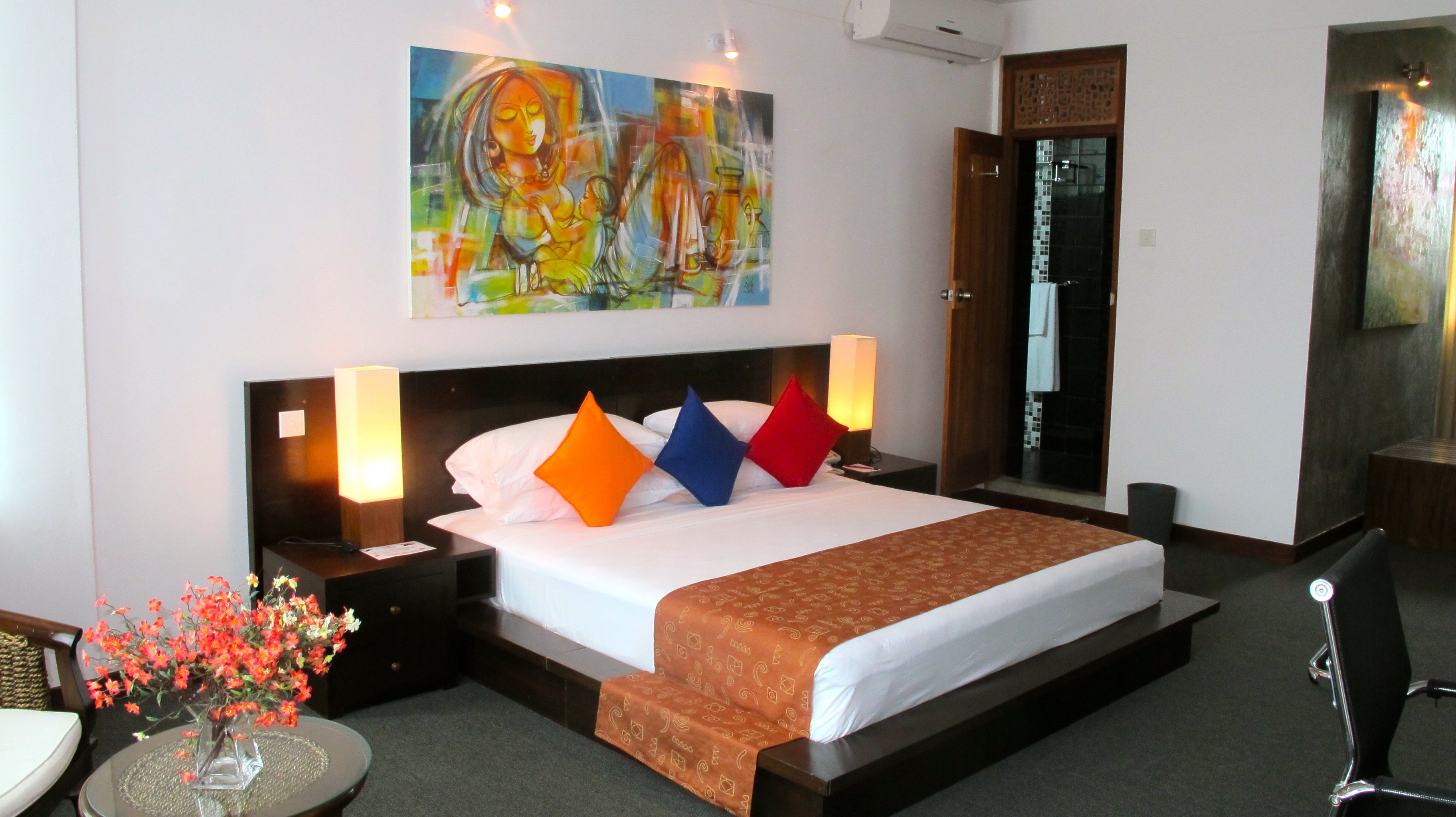 Amaara sky leisure concepts for Bedroom designs in sri lanka