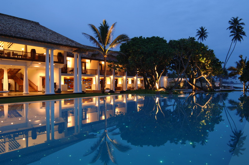Sri Lanka luxury resort - The Fortress, Galle